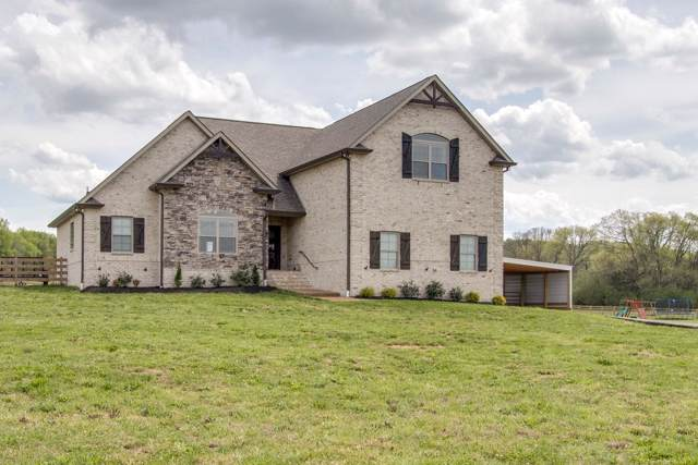 4595 Old Hartsville Pike, Lebanon, TN 37087 (MLS #RTC2057090) :: Cory Real Estate Services
