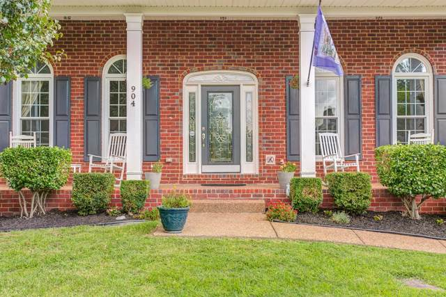 904 Mcguire Ct, Brentwood, TN 37027 (MLS #RTC2057154) :: Armstrong Real Estate
