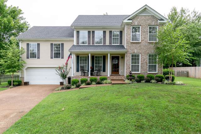 2806 Mcgee Court, Thompsons Station, TN 37179 (MLS #RTC2057190) :: RE/MAX Choice Properties