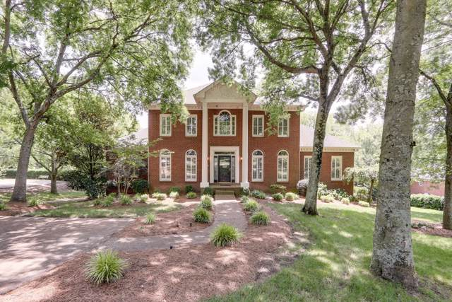 9123 Brentmeade Blvd, Brentwood, TN 37027 (MLS #RTC2057266) :: Village Real Estate