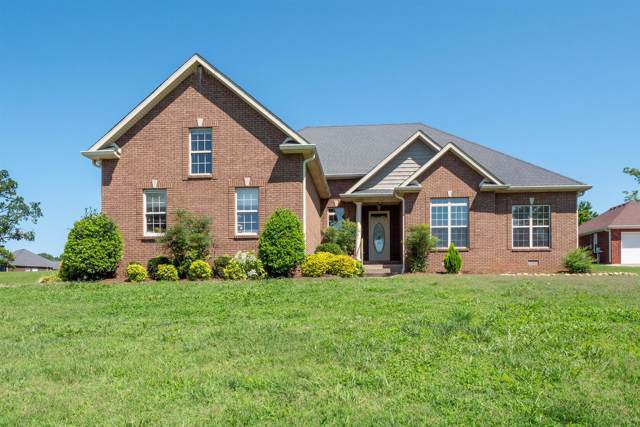 1249 Filmore Harris Road, Pleasant View, TN 37146 (MLS #RTC2057299) :: The Group Campbell powered by Five Doors Network