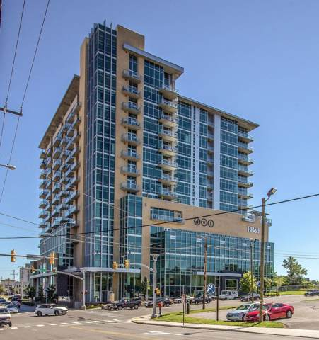700 12Th Ave S Unit 510, Nashville, TN 37203 (MLS #RTC2057323) :: REMAX Elite