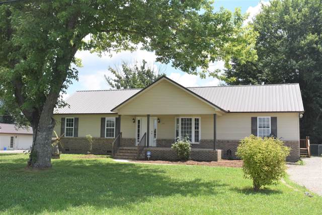 9645 Jim Cummings Hwy, Bradyville, TN 37026 (MLS #RTC2057343) :: Village Real Estate