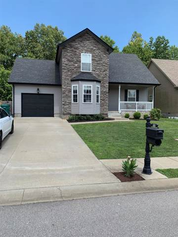 654 Fox Hound Dr, Clarksville, TN 37040 (MLS #RTC2057509) :: Cory Real Estate Services