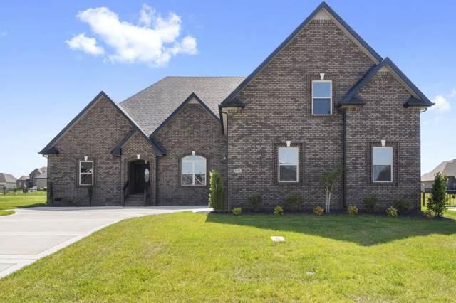 49 Hartley Hills, Clarksville, TN 37043 (MLS #RTC2057515) :: HALO Realty