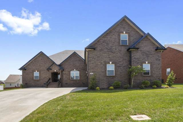 205 Spring Terrace, Clarksville, TN 37043 (MLS #RTC2057538) :: REMAX Elite