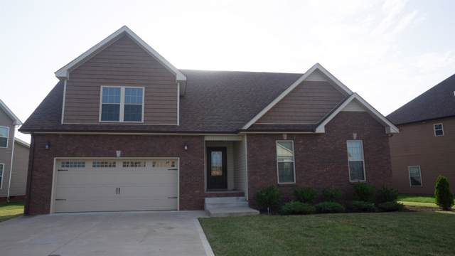 1752 Spring Haven Dr, Clarksville, TN 37042 (MLS #RTC2057587) :: Cory Real Estate Services