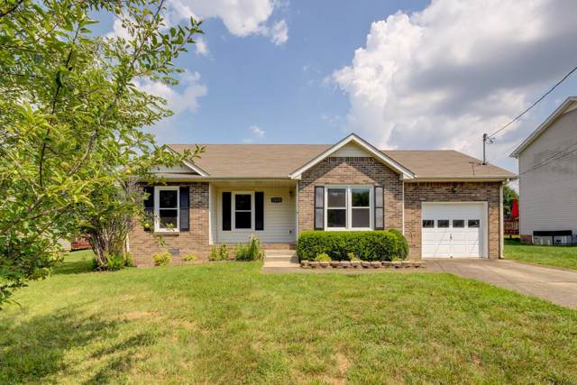 1035 Roedeer Dr, Clarksville, TN 37042 (MLS #RTC2057611) :: Village Real Estate