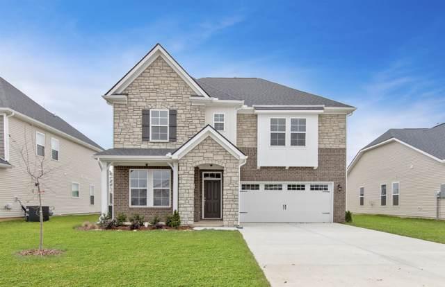 440 Nightcap Lane ( Lot 157), Murfreesboro, TN 37129 (MLS #RTC2057625) :: REMAX Elite