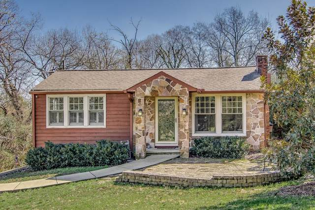 3205 Marlborough Ave, Nashville, TN 37212 (MLS #RTC2057638) :: Ashley Claire Real Estate - Benchmark Realty