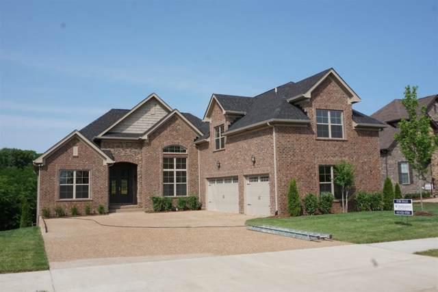 1028 Appaloosa Way Lot 4, Gallatin, TN 37066 (MLS #RTC2057682) :: RE/MAX Choice Properties