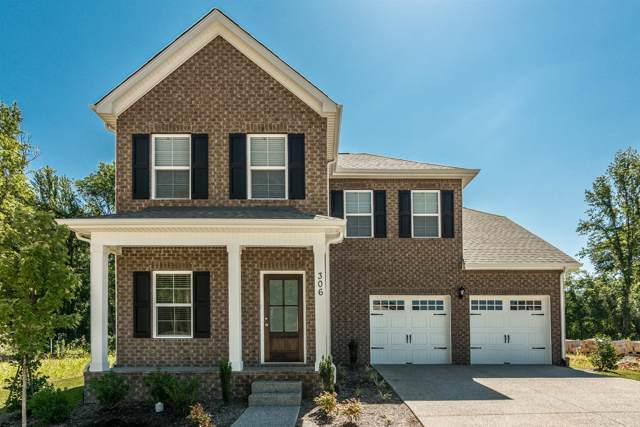 306 Telavera Drive, White House, TN 37188 (MLS #RTC2057704) :: RE/MAX Choice Properties