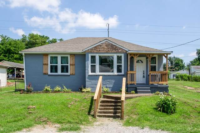 113 E Cooper St, Mount Pleasant, TN 38474 (MLS #RTC2057876) :: REMAX Elite