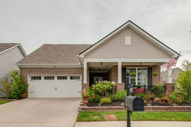 1800 Stonewater Dr, Hermitage, TN 37076 (MLS #RTC2057878) :: Cory Real Estate Services