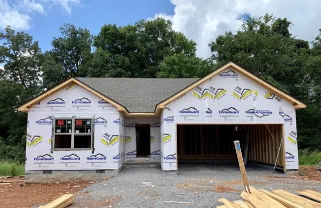 261 Autumn Creek Lot 261, Clarksville, TN 37042 (MLS #RTC2057920) :: HALO Realty