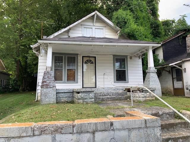 206 Olive St, Mount Pleasant, TN 38474 (MLS #RTC2057972) :: REMAX Elite