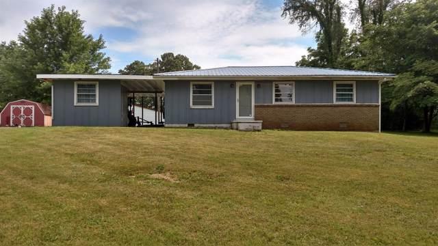 122 Mcintosh Ave, Cumberland City, TN 37050 (MLS #RTC2058069) :: Oak Street Group