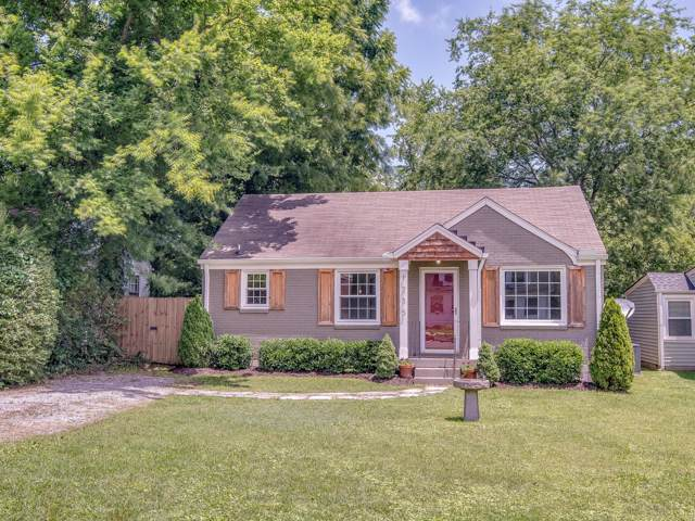 1235 Sunnymeade Dr, Nashville, TN 37216 (MLS #RTC2058106) :: RE/MAX Choice Properties