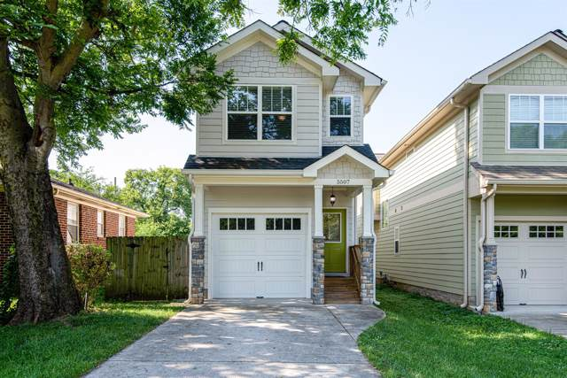 5507 Tennessee Ave, Nashville, TN 37209 (MLS #RTC2058113) :: Keller Williams Realty