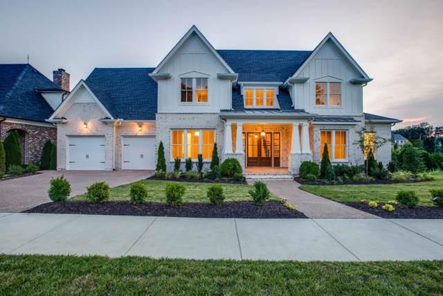 8911 Calendula Ln (Lot 6039), College Grove, TN 37046 (MLS #RTC2058152) :: Cory Real Estate Services