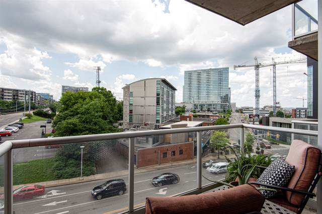 600 12th Avenue South #526, Nashville, TN 37203 (MLS #RTC2058169) :: Village Real Estate