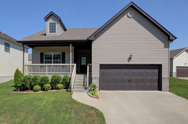 694 Fox Trail Ct, Clarksville, TN 37040 (MLS #RTC2058275) :: The Milam Group at Fridrich & Clark Realty
