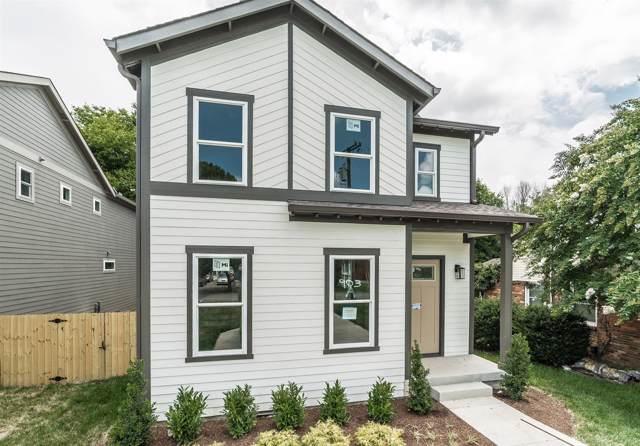 903A Beechmont Pl, Nashville, TN 37206 (MLS #RTC2058341) :: Cory Real Estate Services