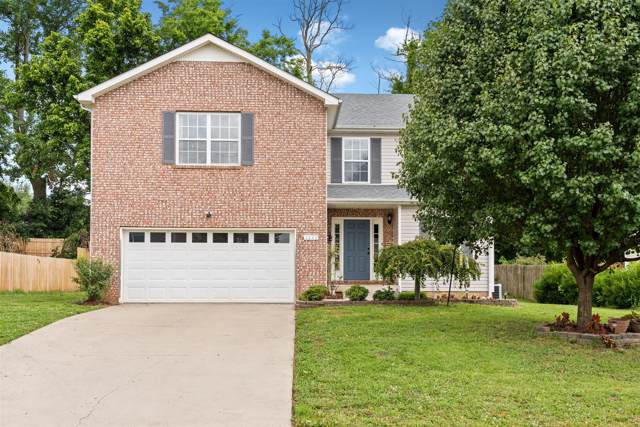 1443 Addison Dr, Clarksville, TN 37042 (MLS #RTC2058342) :: Village Real Estate