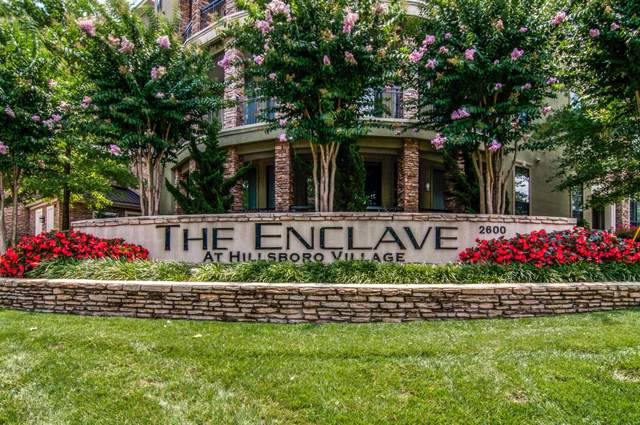 2600 Hillsboro Pike Apt 251, Nashville, TN 37212 (MLS #RTC2058350) :: Black Lion Realty