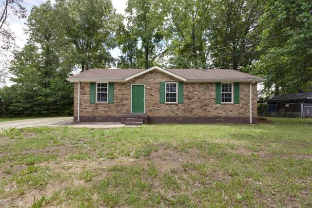 535 Buckeye Ln, Clarksville, TN 37042 (MLS #RTC2058364) :: Team Wilson Real Estate Partners