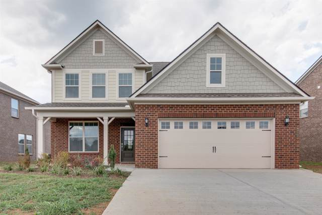 282 Cloverbrook Way, Gallatin, TN 37066 (MLS #RTC2058374) :: HALO Realty