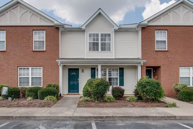 374 Shoshone Pl, Murfreesboro, TN 37128 (MLS #RTC2058382) :: Nashville on the Move