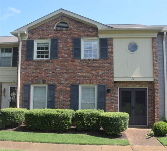 8207 Sawyer Brown Rd Apt C4, Nashville, TN 37221 (MLS #RTC2058471) :: Team Wilson Real Estate Partners