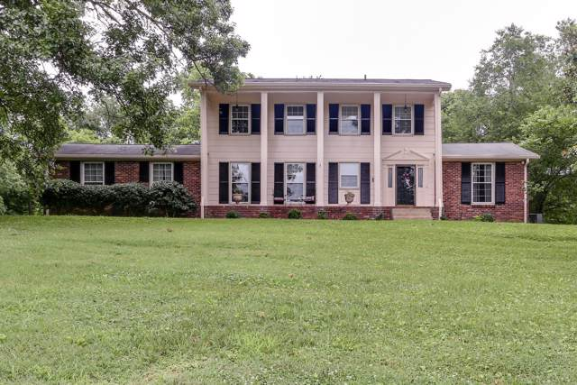 1300 Twin Springs Dr, Brentwood, TN 37027 (MLS #RTC2058496) :: Armstrong Real Estate
