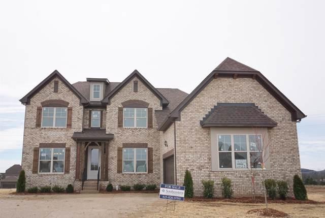 1324 Barnsdale Pl Lot 25, Gallatin, TN 37066 (MLS #RTC2058543) :: RE/MAX Choice Properties