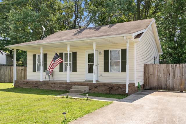 1802 Harbor Drive, Oak Grove, KY 42262 (MLS #RTC2058607) :: The Group Campbell powered by Five Doors Network