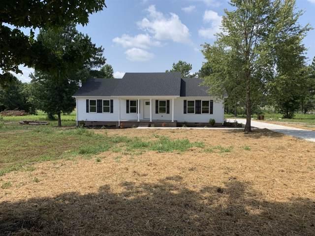 93 Alexander Springs Rd, Summertown, TN 38483 (MLS #RTC2058695) :: Village Real Estate