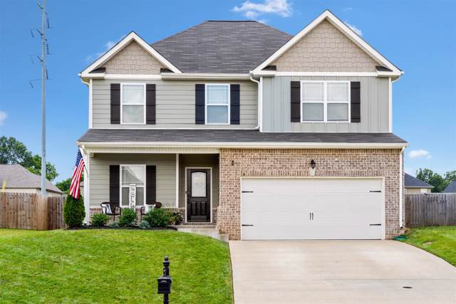 1021 Silo Dr, Clarksville, TN 37042 (MLS #RTC2058738) :: Cory Real Estate Services