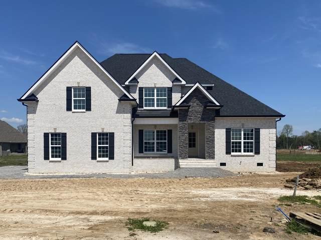 1509 Augusta Drive - Lot 117, Christiana, TN 37037 (MLS #RTC2058793) :: Village Real Estate