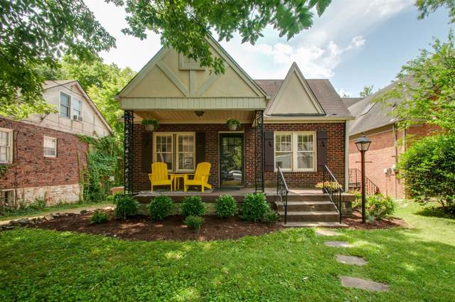 2615 W Linden Ave, Nashville, TN 37212 (MLS #RTC2058831) :: Armstrong Real Estate