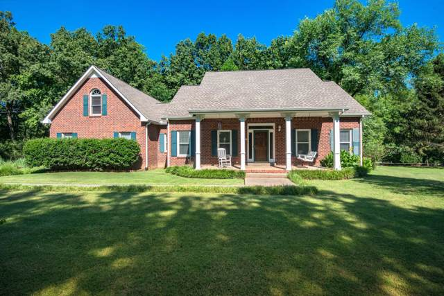 191 Spicer Rd, Burns, TN 37029 (MLS #RTC2058892) :: Cory Real Estate Services