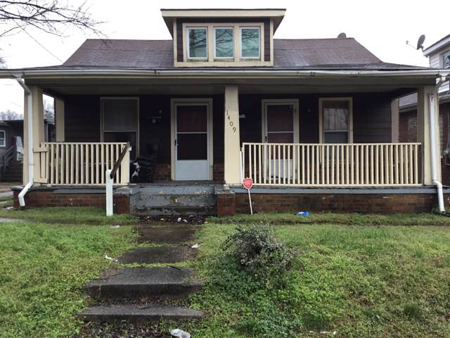 1409 Dr Db Todd Jr, Nashville, TN 37208 (MLS #RTC2058915) :: Village Real Estate