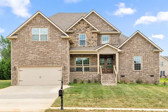 12 Savannah Glen, Clarksville, TN 37043 (MLS #RTC2058938) :: Village Real Estate