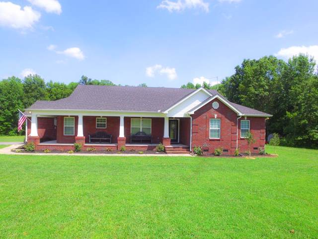 1494 Turkey Creek Loop Rd, Tullahoma, TN 37388 (MLS #RTC2059002) :: Village Real Estate