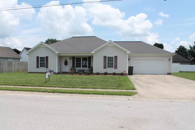 610 Airie Way, Hopkinsville, KY 42240 (MLS #RTC2059007) :: The Group Campbell powered by Five Doors Network