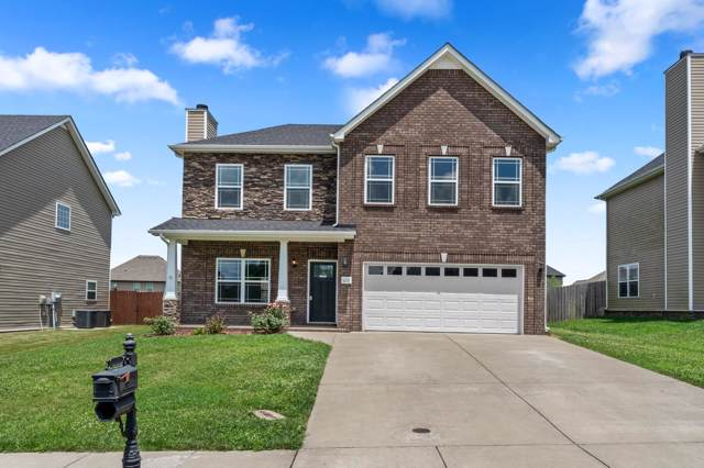 1231 Snowball Ln, Clarksville, TN 37042 (MLS #RTC2059038) :: Cory Real Estate Services