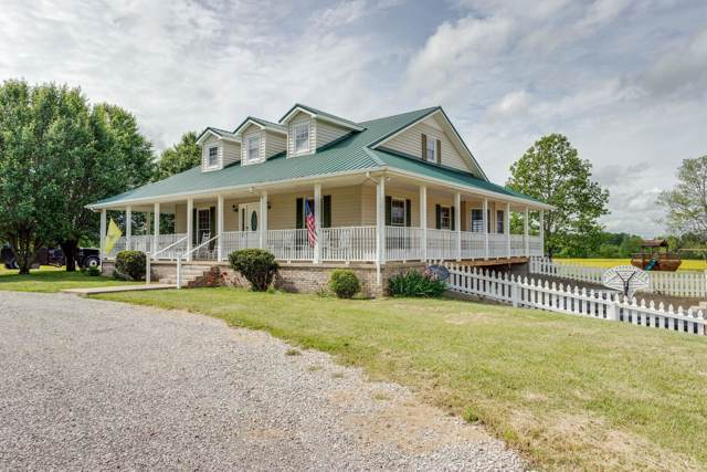 441 Colonial Rd, Hohenwald, TN 38462 (MLS #RTC2059077) :: Village Real Estate