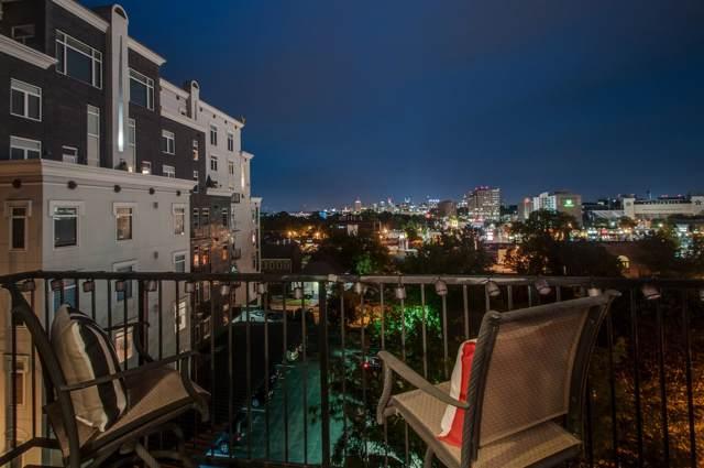 3014 Hedrick St # 505, Nashville, TN 37203 (MLS #RTC2059198) :: Armstrong Real Estate