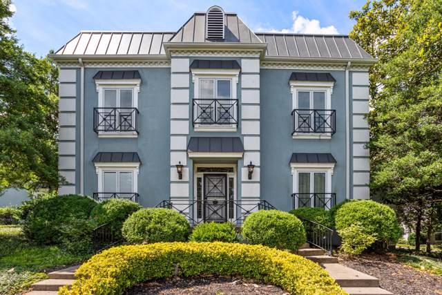 140 Prospect Hill, Nashville, TN 37205 (MLS #RTC2059199) :: Village Real Estate