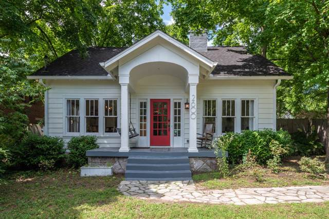 2600 W Linden Ave, Nashville, TN 37212 (MLS #RTC2059225) :: Ashley Claire Real Estate - Benchmark Realty
